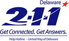 Delaware 2-1-1