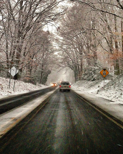 Winter Weather: stay up-to-date on State closings and delays