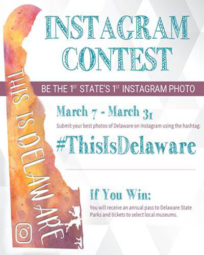 First State Instagram Contest