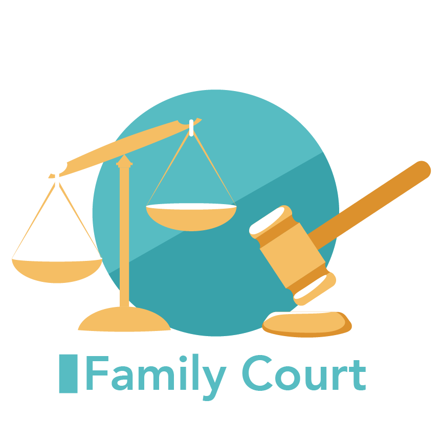Family Court graphic