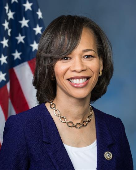 Image of Delaware's U.S. Representative Lisa Blunt-Rochester