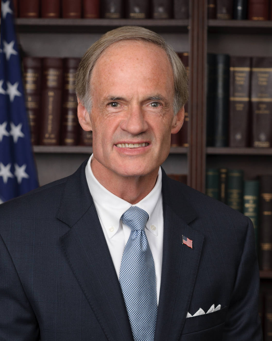 Image of Delaware's U.S. Senator Tom Carper